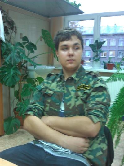 Юрий Суриков, 5 апреля 1988, Санкт-Петербург, id71286705