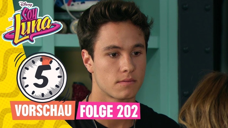 5 Minuten Vorschau - SOY LUNA Folge 202 || Disney Channel