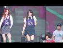180908 여자아이들(G I-DLE) 우기(Yuqi) - HOT ISSUE (Rehearsal) [DMC페스티벌 코뮤웨] 4K 직캠 by 비몽