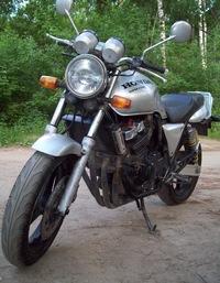 смотреть honda - cb 400 four 1991г
