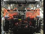 Производство водородных автобусов Toyota FC Bus (Fuel Cell)