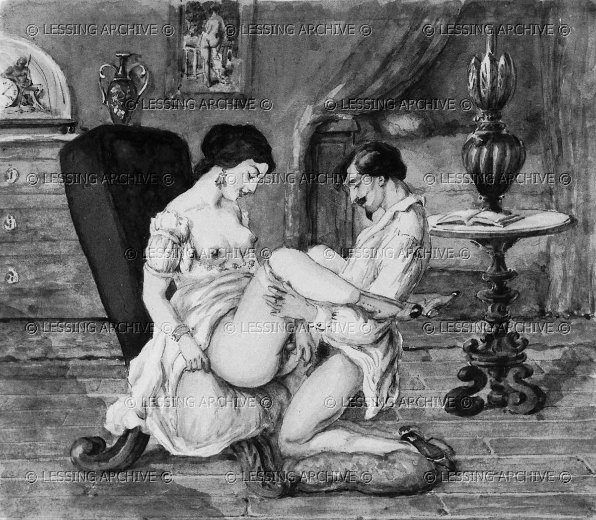 Xxx рисунки 18 века