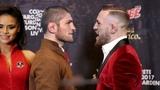 Khabib Nurmagomedov vs Conor McGregor - Press Conference Highlights