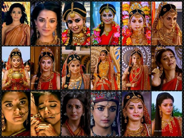 Махабхарата (2013, сериал, 1 сезон) — актеры и съемочная ...