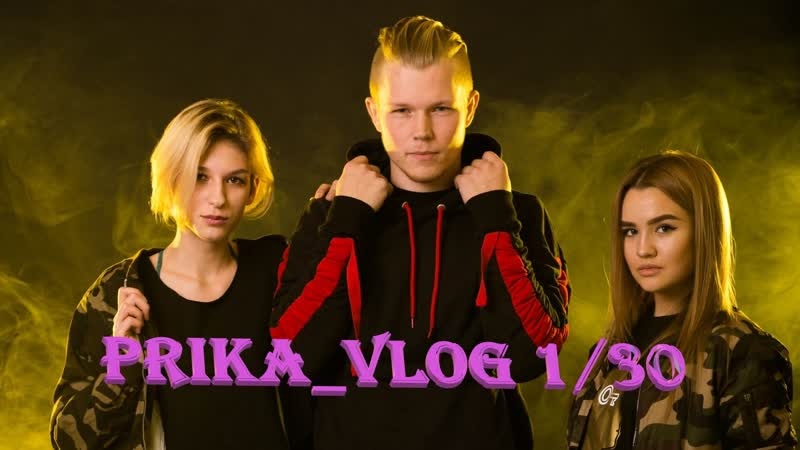 1/30 Prika_vlog начало, 5 целей