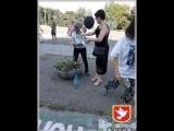 Нападение на Одесситов у Дома профсоюзов на траурном митинге 2.09.18