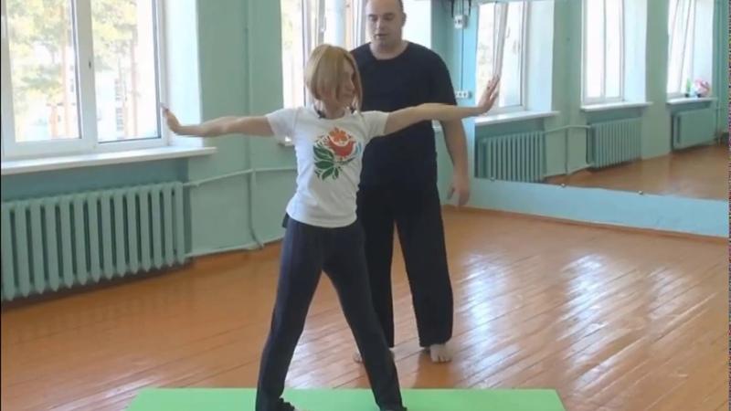 Система Белояр Комплекс упражнений с экспертом Олегом Чеботаевым