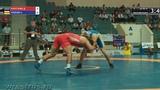 Чемпионат России 2018: Даурен Куруглиев - Арсений Хубаев