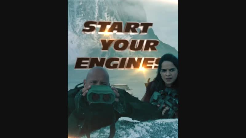 Start your engines Fast8