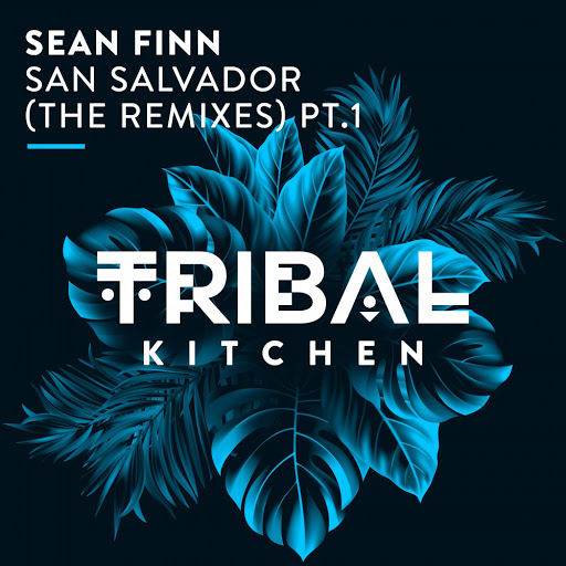 Sean Finn альбом San Salvador (The Remixes) Pt. 1