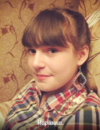 Марина Мушникова