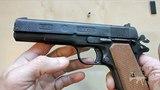 ME 8 General 1911 8mm PAK Blank Pistol Table Top Review