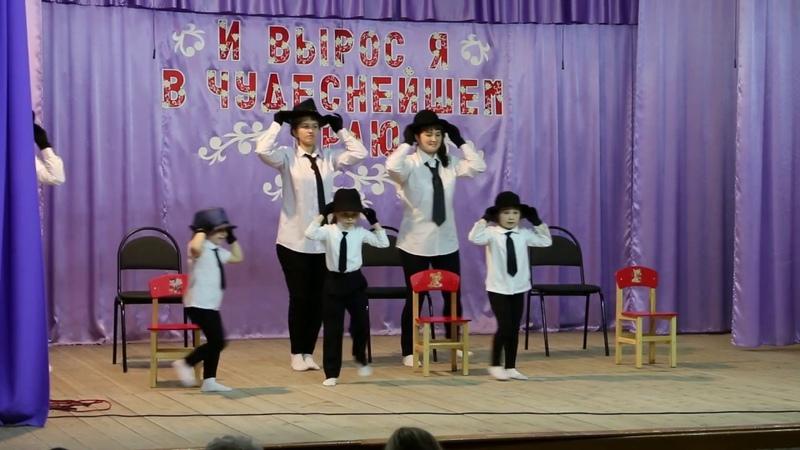 Живые шляпы. Детский сад Колосок