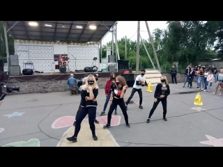 S.I.J dance cover group (4minute -hate x bts-fire)