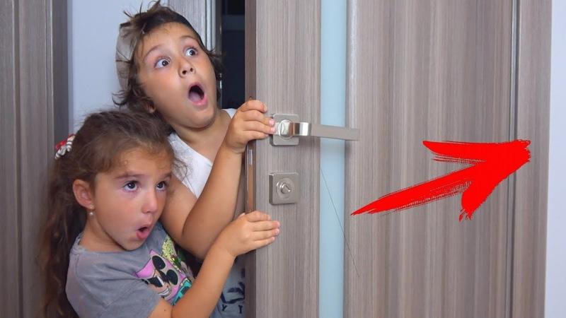 Камиль Нашел ТАЙНУЮ КОМНАТУ! Что СКРЫВАЕТСЯ за Дверью Для Детей kids children