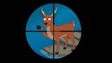 Охотник на оленей Deers kick Peter's ass