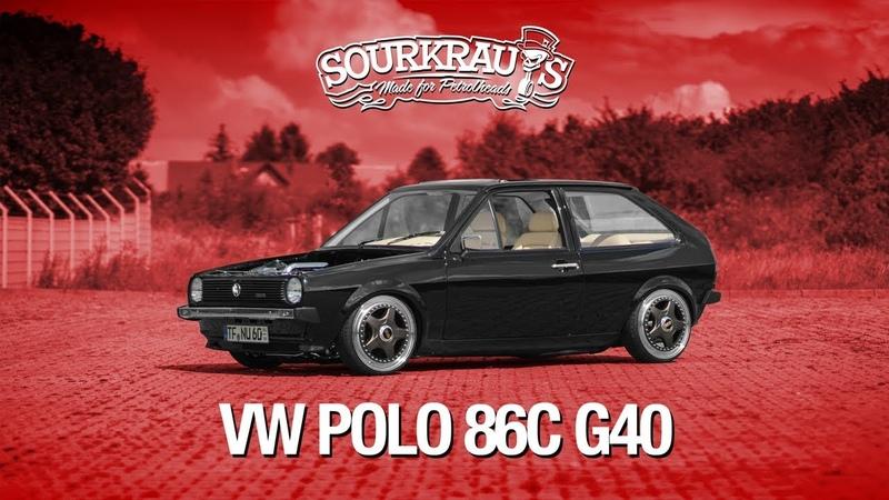 Cleaner VW Polo 86c Sourkrauts Gewinnspiel (engl.sub)