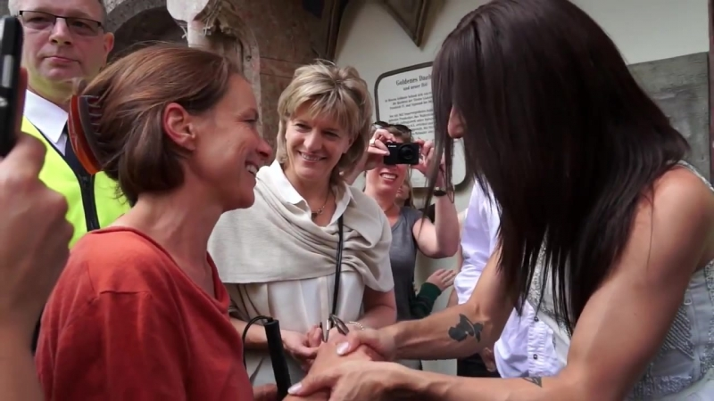 Starmaker präsentiert_ ESC Gewinnerin Conchita Wurst in Innsbruck - 12.07.2014