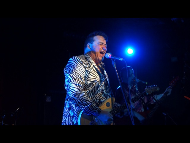 Red Elvises - Don't Crucify Me @ 16 Тонн 09.02.2017