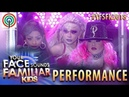 Your Face Sounds Familiar Kids 2018 TNT Boys as Christina Aguilera, Pink and Mya Lady Marmalade