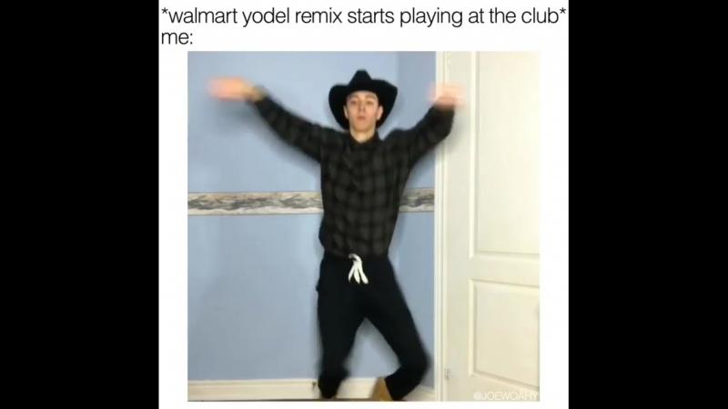 Yodeling boii