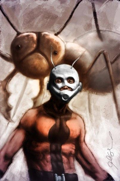 Фильм Человек-муравей (Ant-Man) смотреть онлайн на