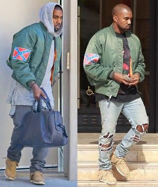 Kanye West Одежда