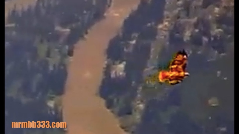 Large Fire Bird Spotted Near Yellowstone - Strange object moving WAY too fast over UK!