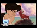 Анимационный фильм «Русалочка 2: Возвращение в море» на Канале Disney!