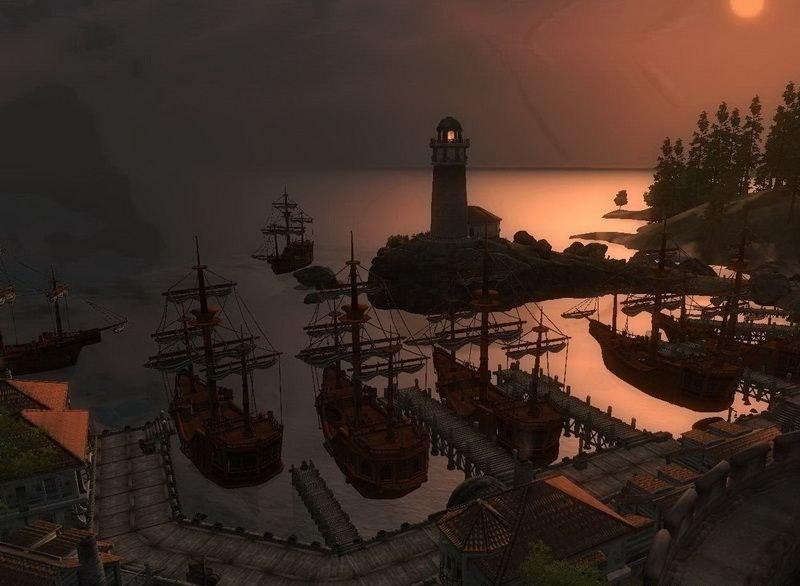 Анвил - бухта