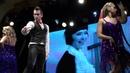 Джазовый танец в трио Luxury Light Show