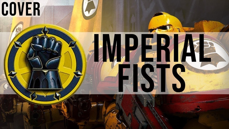 HMKids Imperial Fists Cover