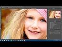 Создаём живописный детский портрет из фото в приложении АРТ студия