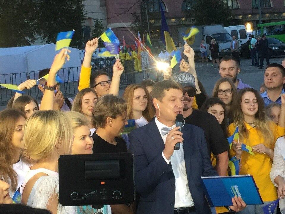 Масштабная битва прошла в Харькове (ФОТО)