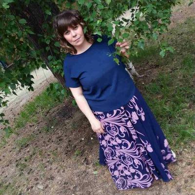 Ольга Алексеева-Кусурова