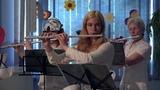 Имперский марш (Дж.Уильямс) - Ансамбль FluteVirtuosus (Флейты) - Анна Махова