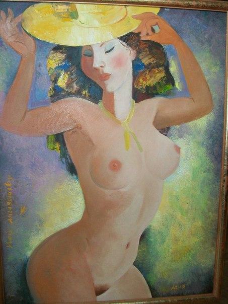 художественная живопись: