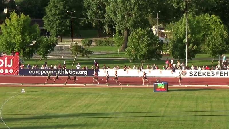 800m férfi Gyulai Memorial 2018.07.02 Székesfehérvár