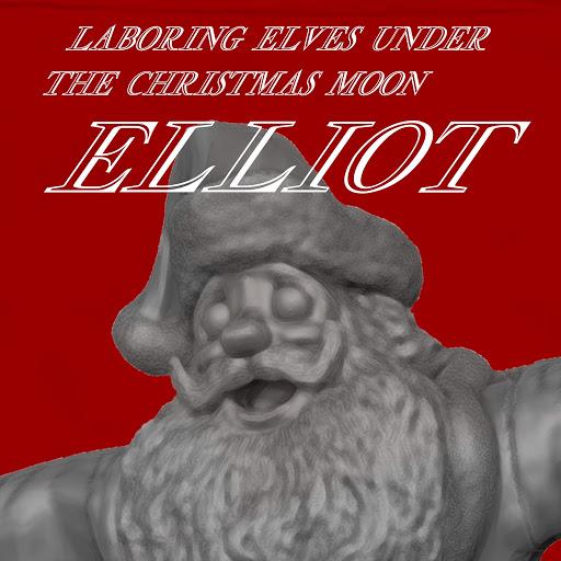 Elliot альбом Laboring Lover Elves Under The Christmas Moon