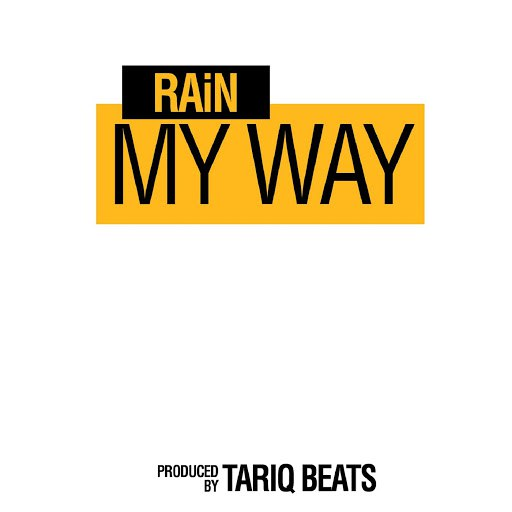 Rain альбом My Way