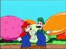 Mario. I Hope She Made Lotsa Spaghetti