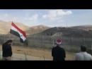 من المهرجان الذي أقامه أهلنا في الجولان السوري المحتل بمجدل شمس مقابل عين التينة بذكرى حرب تشرين