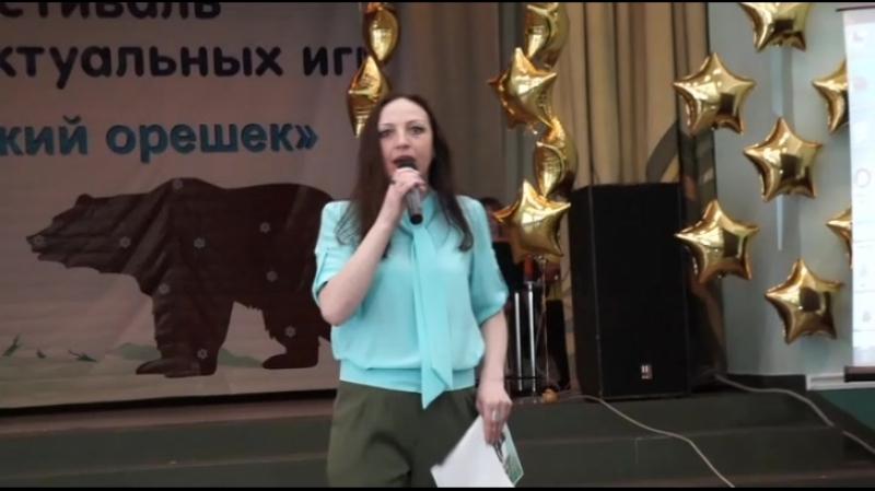 Видео-ролик Томской команды Ума палата на фестивале Крепкий орешек 2018