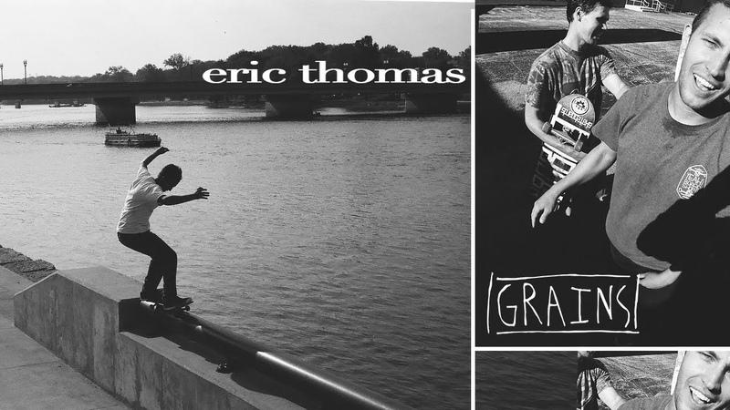 Eric Thomas in GRAINS