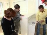 Работа с акриловым камнем в школе ремонта
