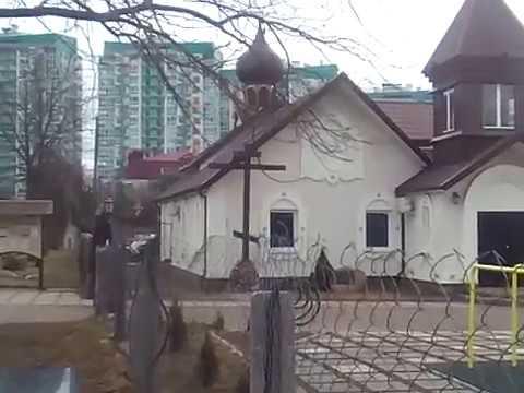 Храм в честь Великого князя Владимира