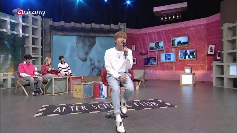 [180724] Stray Kids » Seung Min » After School Club » Full 326 Episode with Jeong Se Woon