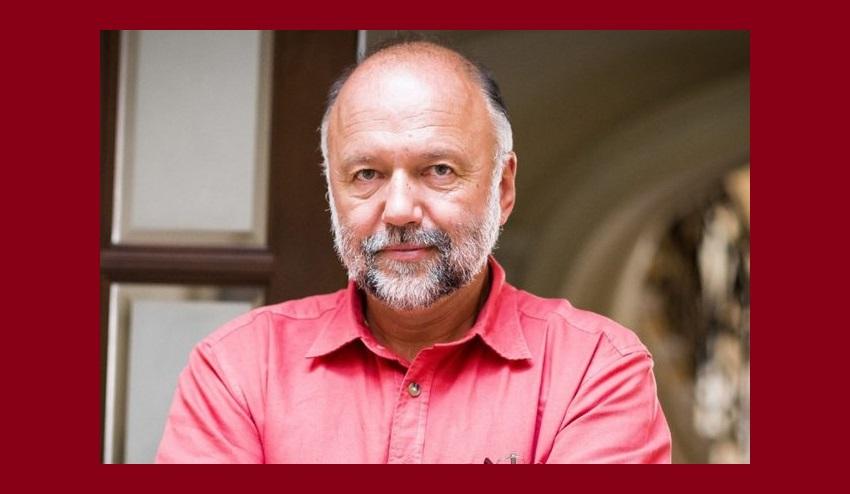 Писатель Андрей Курков избран президентом Украинского ПЕН-клуба