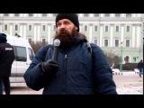 Антикризисный митинг трудящихся [22.02.2015] СПб