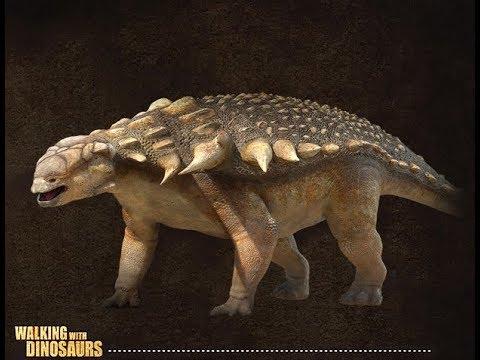 TRILOGY OF LIFE - Walking with Dinosaurs 3D - Edmontonia